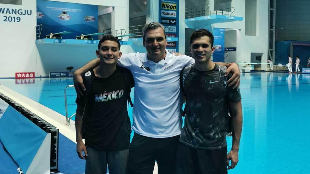 Iván García y Kevin Berlín, lejos de las medallas y sin boleto a Tokyo 2020.