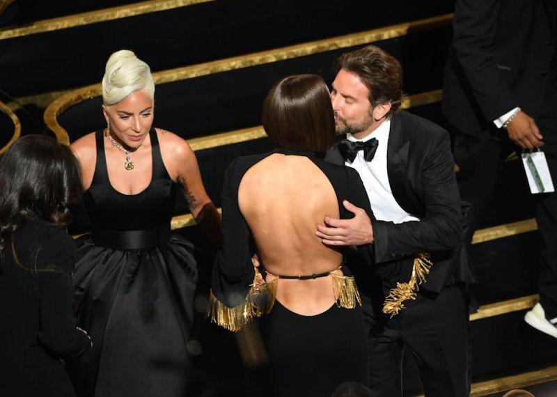 ¿Merece esto Lady Gaga? Fans de Irina Shayk boicotean sus redes sociales.