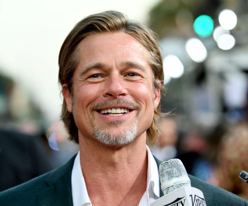 Pese a ser el hombre más sexy del mundo, Brad Pitt lidia con estas inseguridades.