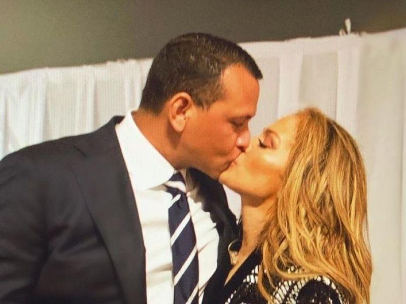 Alex Rodriguez no puede superar el regalo de cumpleaños que le dio J.Lo.