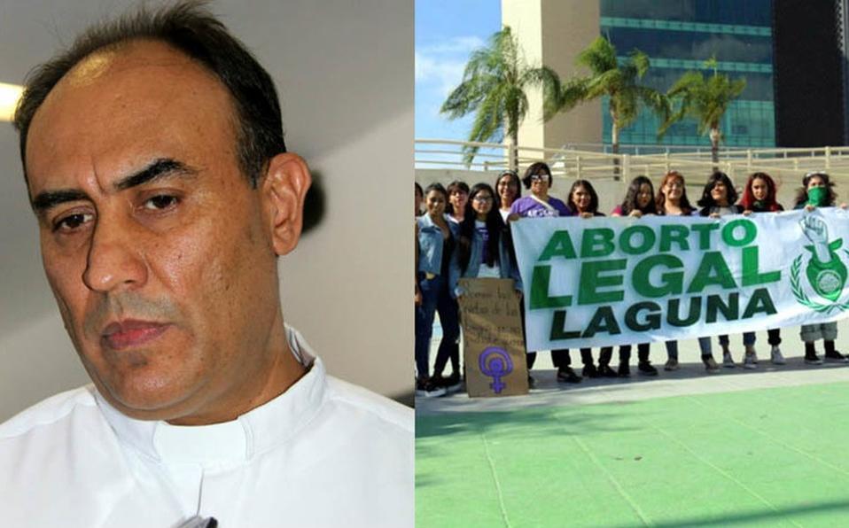 No al aborto, aún en casos de violación: Diócesis de Gómez Palacio.