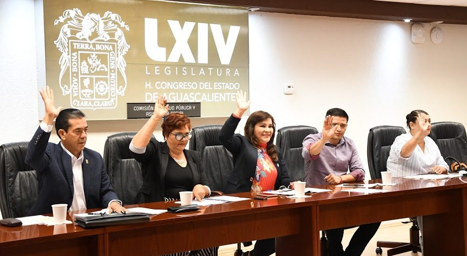Comisión de salud aprueba nueva Ley Anti tabaco en Aguascalientes.